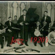 Fotografía antigua: JAZZ - BARCELONA - 1920'S . Lote 95707739