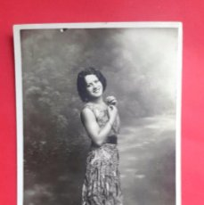 Fotografía antigua: MODELO - 1930'S . Lote 95738803