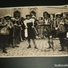 Fotografía antigua: SEVILLA AÑOS 20 FIESTAS PATRIOTICAS CRISTOBAL COLON FOTOGRAFIA SANCHEZ DEL PANDO 12 X 17 CMTS. Lote 96897535