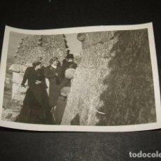 Fotografía antigua: LEON GUERRA CIVIL EN LAS AGUJAS DE CATEDRAL FOTOGRAFIA POR SOLDADO ALEMAN LEGION CONDOR KARL DIETZ. Lote 97720079