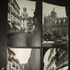 Fotografía antigua: SALAMANCA 9 FOTOGRAFIAS ANTIGUAS 7,5 X 10,5 CMTS. Lote 102699603