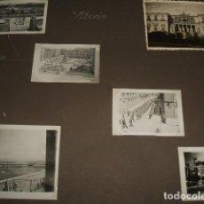 Fotografía antigua: VITORIA GUERRA CIVIL 1936 12 FOTOGRAFIAS POR SOLDADO LEGION CONDOR GÜNTER KASCHE. Lote 103485559