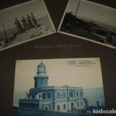 Fotografía antigua: MUNDACA BERMEO CABO MACHICHACO VIZCAYA GUERRA CIVIL 1937 8 FOTOGRAFIAS Y POSTALES LEGION CONDOR . Lote 103489055