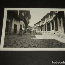 Fotografía antigua: CABEZUELA DEL VALLE CACERES ANTIGUA FOTOGRAFIA SEPTIEMBRE 1931 6 X 9 CMTS. Lote 103868039