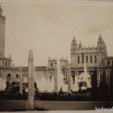 Fotografía antigua: BARCELONA 1929. Lote 104636859