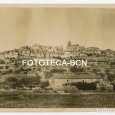 Fotografía antigua: FOTO ORIGINAL CUBELLS AÑO 1923 LLEIDA. Lote 104761411