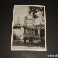 Fotografía antigua: CORDOBA 1944 CONSTRUCCION MERCADO FOTOGRAFIA RICARDO CALLE GUTIERREZ DE LOS RIOS CORDOBA. Lote 109477899