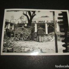 Fotografía antigua: CORDOBA 1944 CONSTRUCCION MERCADO FOTOGRAFIA RICARDO CALLE GUTIERREZ DE LOS RIOS CORDOBA. Lote 109496219