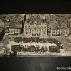 Fotografía antigua: VALLADOLID VISTA AEREA DE LA PLAZA MAYOR 9 X 16 CMTS FOTOGRAFIA. Lote 110203943