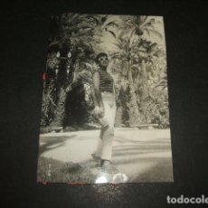 Fotografía antigua: ELCHE ALICANTE FOTOGRAFIA ANTIGUA 7 X 10 CMTS. Lote 110205855