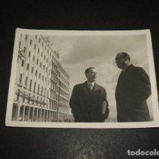 Fotografía antigua: MADRID EDIFICIOS DE VIVIENDAS EN CONSTRUCCION FOTOGRAFIA AÑOS 50. Lote 110321915