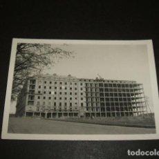 Fotografía antigua: MADRID EDIFICIOS DE VIVIENDAS EN CONSTRUCCION FOTOGRAFIA AÑOS 50. Lote 110322387