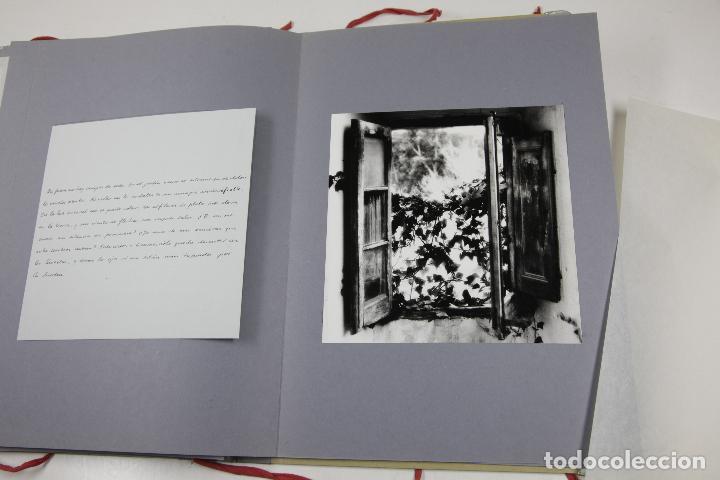 Fotografía antigua: HABANERA - COLITA - ANA MARIA MOIX - PORFOLIO CON 10 FOTOGRAFÍAS Y TEXTOS. AÑO 1974 - Foto 3 - 111221571