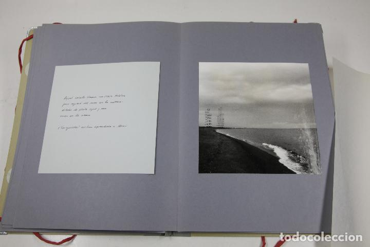 Fotografía antigua: HABANERA - COLITA - ANA MARIA MOIX - PORFOLIO CON 10 FOTOGRAFÍAS Y TEXTOS. AÑO 1974 - Foto 9 - 111221571