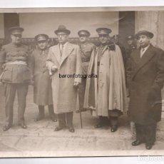 Fotografía antigua: EL GENERAL BATET, CAPITÁN GENERAL DE CATALUÑA. 1930'S. FOTO: PÉREZ DE ROZAS 18X24 CM.. Lote 111340123