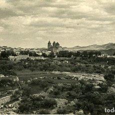 Fotografía antigua: VELEZ RUBIO (ALMERIA). VISTA GENERAL .TAMAÑO 11X17, CM. TIENE SELLO DEL ARCHIVO DE EDICIONES ARRIBAS. Lote 112832231