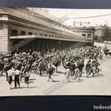 FOTO ORIGINAL PRE - GUERRA CIVIL REPUBLICANO FRANCO // Grande 10X15, MADRID