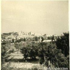 Fotografía antigua: TARRAGONA.VISTA GENERAL. AÑO 1953 POR VIAJERO FRANCÉS.. Lote 113110979