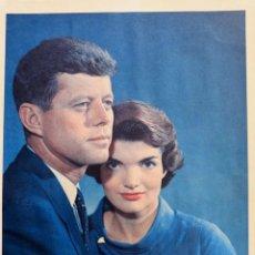 Fotografía antigua: JOHN Y JACKIE KENNEDY POR YOUSUF KARSH. Lote 255342380