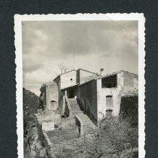 Fotografía antigua: ROCACORVA. CASAS. 1934. Lote 116125079