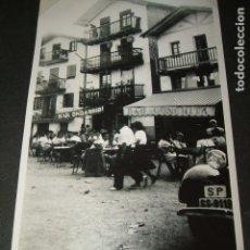 Fotografía antigua: FUENTERRABIA GUIPUZCOA AGOSTO DE 1949 11 FOTOGRAFIAS. Lote 116567403