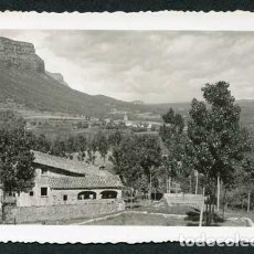 Fotografía antigua: SANT ROMÀ DE SAU. OSONA. MASIA ANOMENADA LA ROVIRA. 1 DE JUNY DE 1936. Lote 117706743