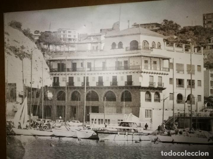 Fotografía antigua: MURAL POSTER CARTEL AMPLIACION GRAN TAMAÑO PUERTO COSTA TARRAGONA LOCALIDAD CATALANA AÑOS 50 - Foto 10 - 121049887