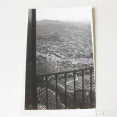 Fotografía antigua: FOTOGRAFÍA POSTAL DE ALGUN PUEBLO DE CATALUÑA. Lote 122163251