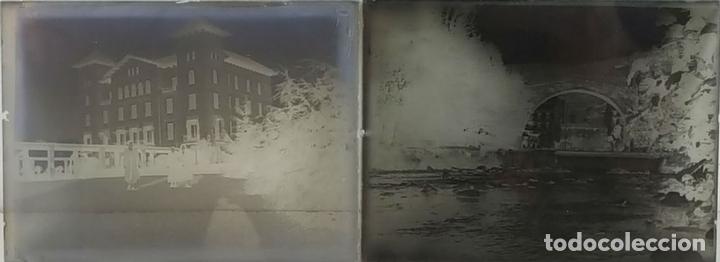 Fotografía antigua: COLECCIÓN DE 43 PLACAS DE FOTOGRAFIA. GELATINOBROMURO DE PLATA. SIGLO XX. - Foto 4 - 124741531