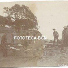 Fotografía antigua: FOTO ORIGINAL CAMPAMENTO BOY SCOUT ESCOLTES ESCOLTISME LA CONRERIA ANOS 20/30. Lote 127873551