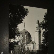 Fotografía antigua: MADRID IGLESIA DE SAN MANUEL Y SAN BENITO RETIRO FOTOGRAFIA GONZALO RAMIREZ FOTOGRAFO 12 X 18 CMTS. Lote 128161815