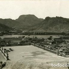 Fotografía antigua: CARTAGENA. DÉCADA DE 1930. SIN TÍTULO. FORMATO DE TARJETA POSTAL. TIENE SELLO DE FOT. CASAÚ. Lote 128390791