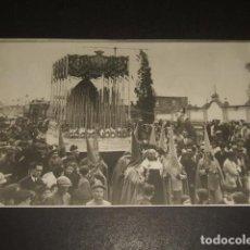 Fotografía antigua: SEVILLA GUERRA CIVIL CONJUNTO 6 FOTOGRAFIAS Y TEXTO DEL FOTOGRAFO Y PERIODISTA JEAN DE KERLECQ. Lote 128512791