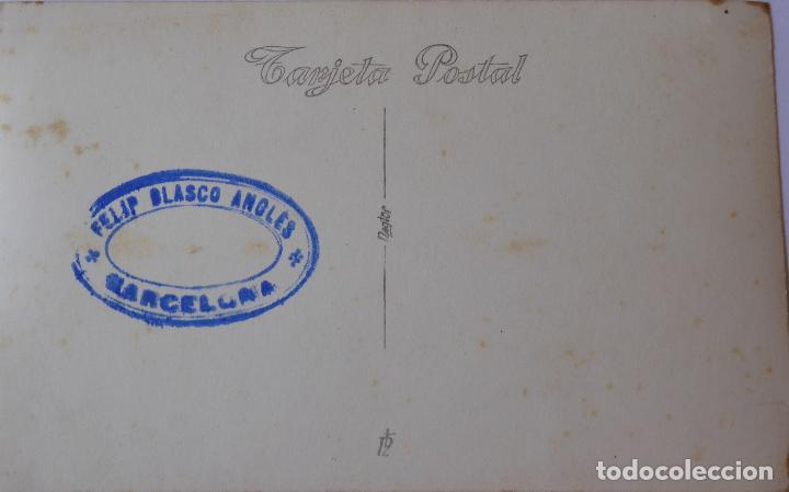 Fotografía antigua: F-3805. FIESTA POPULAR EN BARCELONA, AÑOS CINCUENTA. - Foto 3 - 131058668