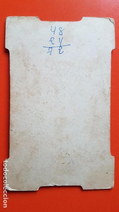 Fotografía antigua: FOTOGRAFÍA ANTIGUA DE MILITAR. J. VALLÉS. MELILLA - Foto 2 - 131487090