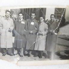 Fotografía antigua: FOTOGRAFÍA DE ALGUN ACTO CONCURSO O MANIFESTACIÓN EN 1949. Lote 131932538