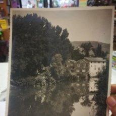 Fotografía antigua: FOTOGRAFIA PRESENTADA AL III SALÓN PROVINCIAL DE ARTE FOTOGRAFICO DE EDUCACIÓN Y DESCANSO 1946. Lote 132744950