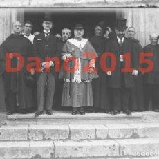 Fotografía antigua: VALLADOLID 1921 ARZOBISPO REMIGIO GANDÁSEGUI - FOTOGRAFIA ANTIGUA - NEGATIVO DE CRISTAL . Lote 133497710