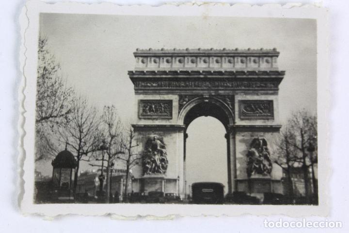 Fotografía antigua: F-3849. PARIS AÑOS TREINTA. COLECCIÖN DE TRES FOTOGRAFIAS. - Foto 4 - 133590582