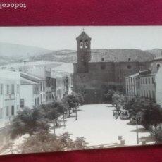 Fotografía antigua: PUEBLO SIN DETERMINAR. FOTO-POSTAL. Lote 133847490
