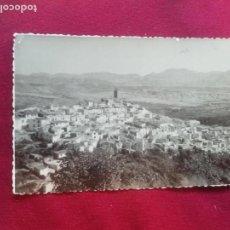 Fotografía antigua: PUEBLO SIN DETERMINAR. FOTO-POSTAL. Lote 133847514