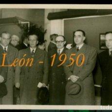 Fotografía antigua: LEÓN - AGRUPACIÓN FOTOGRÁFICA - 1950 - EXPOSICIÓN . Lote 133853722