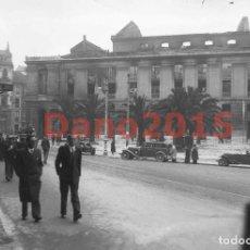 Fotografía antigua: OVIEDO, REVOLUCIÓN DE ASTURIAS 1934 - NEGATIVO DE CRISTAL - FOTOGRAFÍA ANTIGUA. Lote 135073090