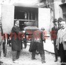 Fotografía antigua: MADRID 1924 TRASLADO DE UN MUERTO EN ATAUD - NEGATIVO DE CRISTAL - FOTOGRAFIA ANTIGUA. Lote 135397434