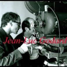 Fotografía antigua: JEAN-LUC GODARD - 1960'S . Lote 135413918