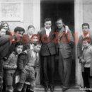 Fotografía antigua: MADRID 1933 CALLE ALCANTARA - FOTOGRAFIA ANTIGUA - NEGATIVO DE CRISTAL. Lote 135575370