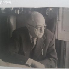 Fotografía antigua: RETRATO DE HOMBRE FOTOGRAFIA AÑOS 50. Lote 135589982