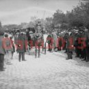Fotografía antigua: MADRID 1920 COCHES DE CABALLOS CARRUAJES - NEGATIVO DE CRISTAL - FOTOGRAFIA ANTIGUA. Lote 136462146