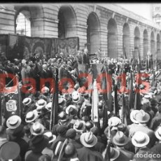 Fotografía antigua: MADRID 1928 - FOTOGRAFIA ANTIGUA - NEGATIVO DE CRISTAL. Lote 137133946