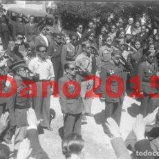 Fotografía antigua: CIEGOS DE LA GUERRA CIVIL ESPAÑOLA - NEGATIVO DE CRISTAL - FOTOGRAFIA ANTIGUA . Lote 137424690